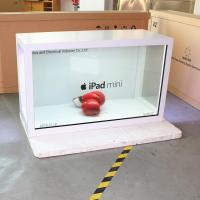 China HD Transparent Monitor Screen / Durable Flexible Transparent Display on sale
