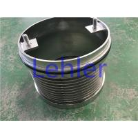 China Customised Johnson Wedge Wire Screens High - Precision Slot Opening Non - Clogging wholesale