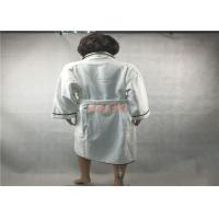 China Classical Massy Spa Bathrobes For Women ,  Ladies Terry Cloth Bathrobes on sale
