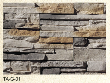 Faux Brick Siding Images