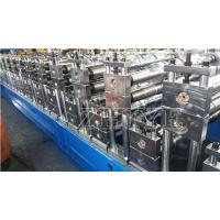 Buy cheap Design Colorful Blue 50T  Double Profile Corrugated Machine For Roofing Sheets from wholesalers
