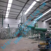 China Diesel oil purification Used Oil Filtration Plant  To Diesel Gasoline wholesale