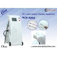 China Intense Pulsed IPL Hair Removal Machines Light Laser For Women wholesale