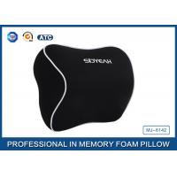 Memory Foam Head Rest Car Neck Support Pillow , Soft Memory Foam Pillow