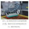 LC-4070J/60100J non-woven label sticker china automatic garment label silk screen printing machine for sale factory