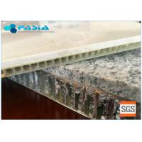 China Marble Countertops Decorated Stone Faced Panels With Matte Surface wholesale