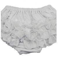 China Ruffle Diaper Cover baby bloomer for infant wholesale