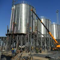 China Large Volume Grain Feed Silos For Sale EB20016 wholesale