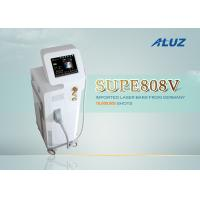 China 10Mhz SHR Abdomen / Face Hair Removal Laser Machine Reliable No Scar wholesale