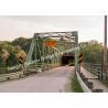 China Prefab Project Delta Bridge Truss Temporary Bailey Light Q345B Steel Structure wholesale