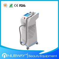 Buy cheap Painless remove hair permenantly! Strong power 808 nm diode laser hair removal machine from wholesalers