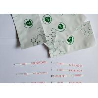 China MDA Rapid Drug Abuse Test Kit 4mm Cassette , High Sensitivity Cut - Off 400ng/Ml wholesale