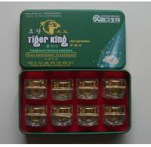 China New bottle Tiger king herbal sex medicine male enhancement pills wholesale