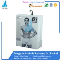 China PP Hanging mens underwear box packging on sale