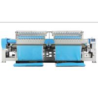 China Straight Line Automatic Embroidery Sewing Machine 22 Heads For Quilting 1.6m Blankets on sale