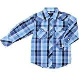 China Breathable comfortable childrens garment cotton kids plaid shirt, 	 kids formal wear on sale
