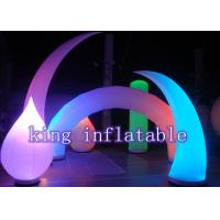 Buy cheap Large Helium Inflatable Advertising Balloons / LED Lighting Balloon For Outdoor from wholesalers