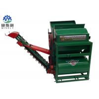 China Electric Motor Matched Peanut Picker , Groundnut Plucking Machine Low Impurity Rate wholesale