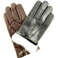 China Cow split leather welding glove without lining on sale