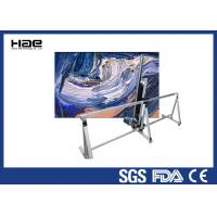 China 1440DPI Multicolor Vertical Wall Printer , High Technology Inkjet Decor Wall Painting Machine on sale