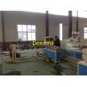 China PVC Braided Hose Plastic Extruding Machine 6-50mm PVC Pipe Production Line wholesale