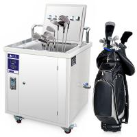 Ultrasonic  Golf Club Cleaner 49L ultrasonic cleaning equipment for Golf with CE FCC AND RoHS