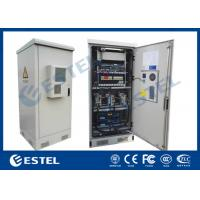 China One Front Door Outdoor Telecom Cabinet Customized Solutions For Different Applications wholesale
