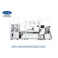 China SEC-1880GL Domestic Reverse Osmosis Element Semi Automatic RO Water Filter Rolling Wounding Roller Machine wholesale