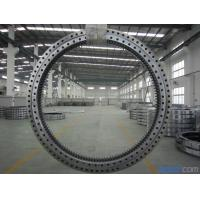 China Four Point Single Row Slewing Ring Bearings Contact Ball Slewing Bearing External Gear wholesale