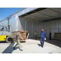 Fully Automatic Wood Drying System 80 M3 Capacity 120 Km / H Wind Loading