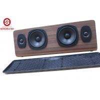 China Home Theater Wooden Bluetooth Speaker , High End Bluetooth 4.0 Speaker wholesale