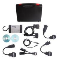 China Augocom H8 + Software Diesel Truck Interface Heavy Duty Diagnostic Tools on sale