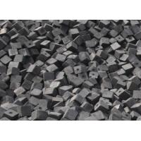 China High Anti Crush Strength Low Ash Coke , Cubic Formed Coke Material on sale