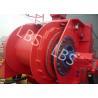 China Treuil en mer de pas de sonnette de treuil de tambour hydraulique de Lebus pour la plate-forme de forage rotatoire wholesale