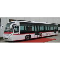 Buy cheap Aluminum Apron Tarmac Coach Shuttle Bus To The Airport 13m×3m×3m from wholesalers