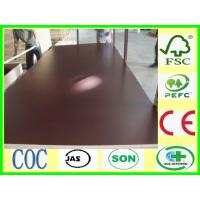 China 18mm film faced plywood wholesale