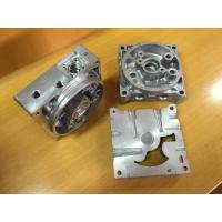China Single Acting Casting Aluminum Hydraulic Manifold Block For Power Pack wholesale