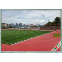 China UV - Resistant Natural Mini Football Field / Soccer Field Artificial Grass wholesale