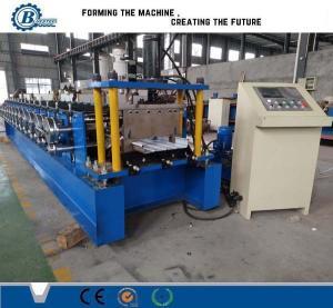 China Aluminium Steel Bemo Standing Seam Roll Forming Machine , Roofing Sheet Roll Forming Machine wholesale