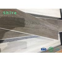 China Natural Wood Flooring Luxury Vinyl Plank With IXPE Backing PVC Sheet 2-6MM Thickness wholesale