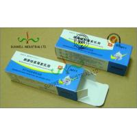 China Spot UV Coating Insulated Cardboard Packaging Boxes For Pharmaceutical / Medicine wholesale