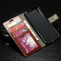 China Synthetic PU Sony XA Leather Case Snap - On Wallet Style Shock Proof Magnetic wholesale