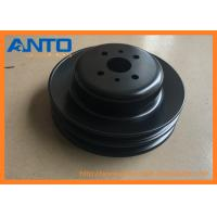 China Hitachi ZX110 ZX120 ZX200 Excavator Engine Parts Water Pump Pulley 1136411910 8972530281 wholesale