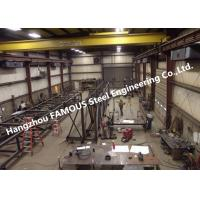China Prefabricated Industrial Structural Steel Fabrications Quickly Assembled Building for Warehouse wholesale
