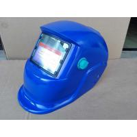 China Customized Auto Darkening Adjustable Welding Mask Welding Consumables wholesale