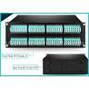 China modo 4 x MPO do cerco do painel de remendo da fibra ótica 1U único - gaveta do LC wholesale