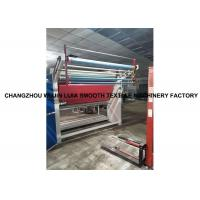 China High Performance Textile Inspection Machine , Fabric Rolling Machine 3.5KW wholesale