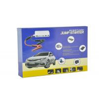Buy cheap High Rate Car Mobile Power Station 12000mah , emergency battery power from wholesalers