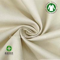 Wholesale supplier Organic Cotton Elastic Stretch Fabric made in china
