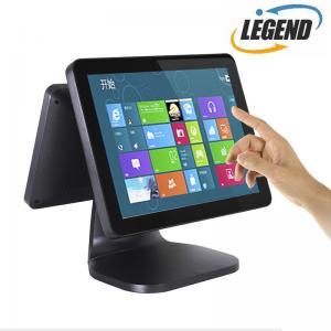 China 12 LED Display Touch Screen Pos Cash Register CJ Legend A5D Desktop PC Computer wholesale